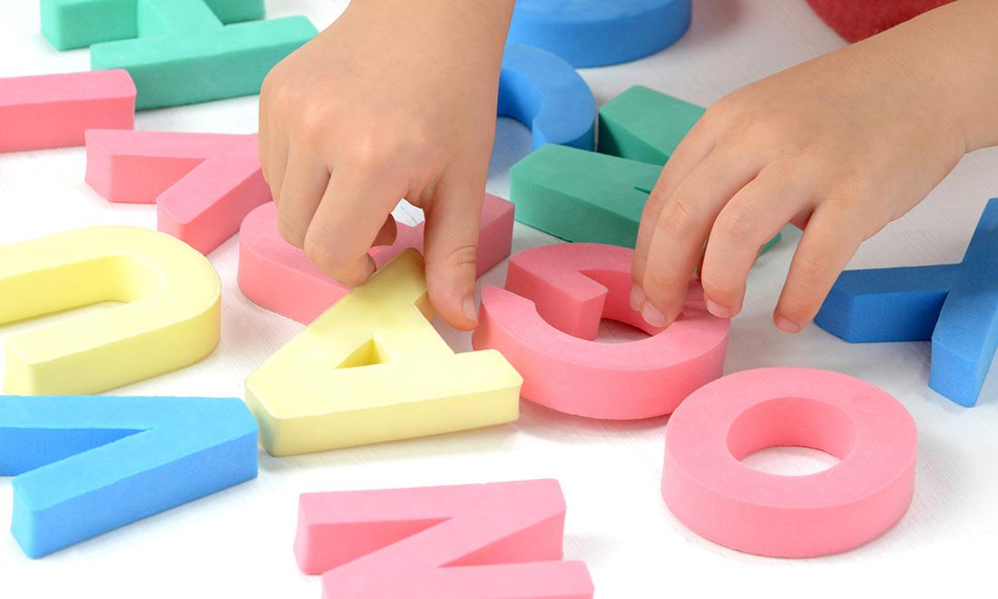 ¿Sabías que a partir de los 4 meses los niños aprenden inglés de forma natural?
