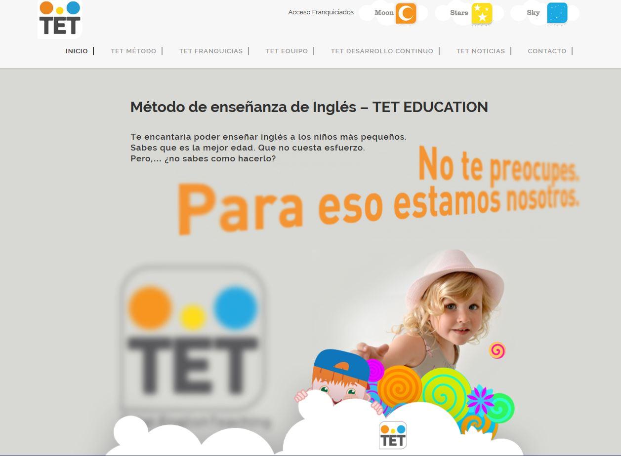 TET Total English Teaching