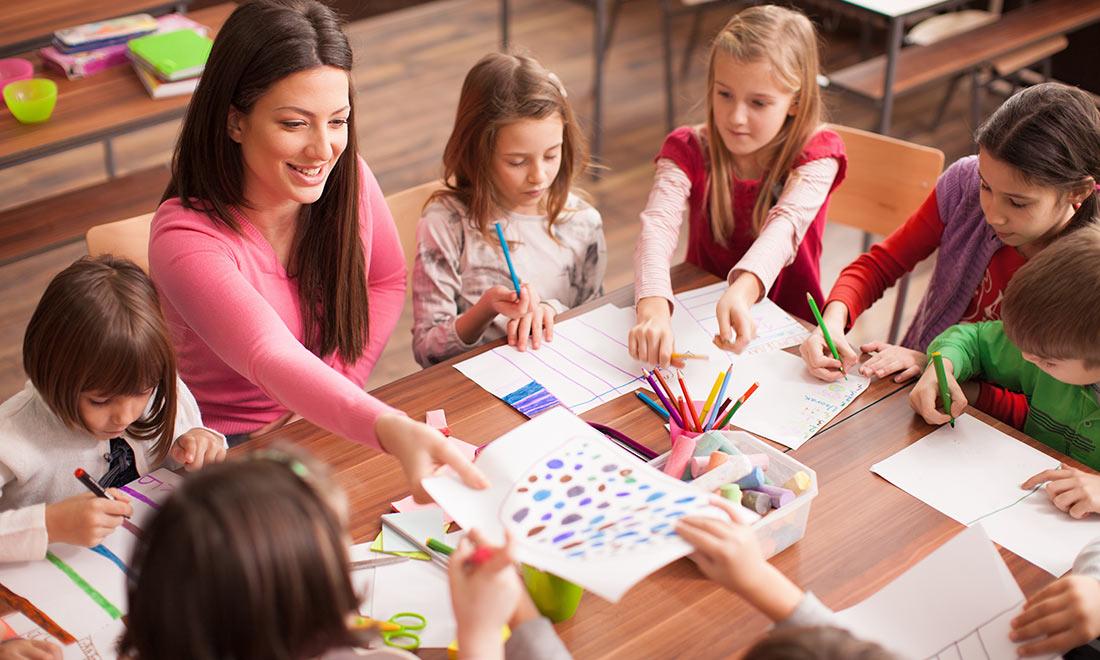 Ventajas de aprender inglés con un método especialmente creado para niños