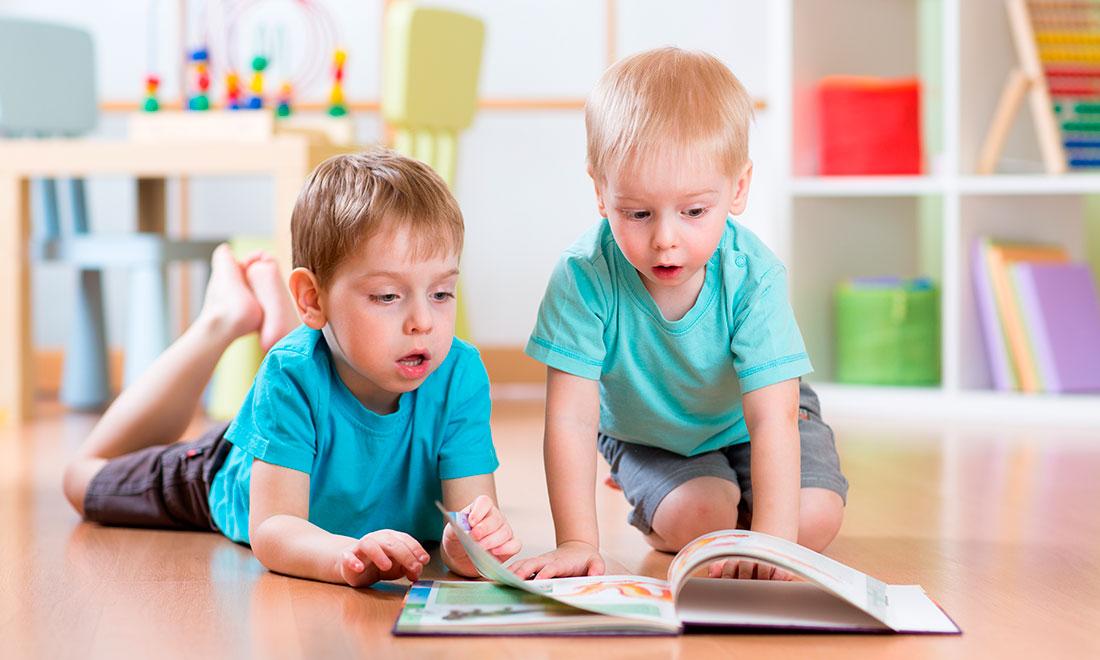La importancia de la lectura en los ni os peque os tet - Foto nino pequeno ...