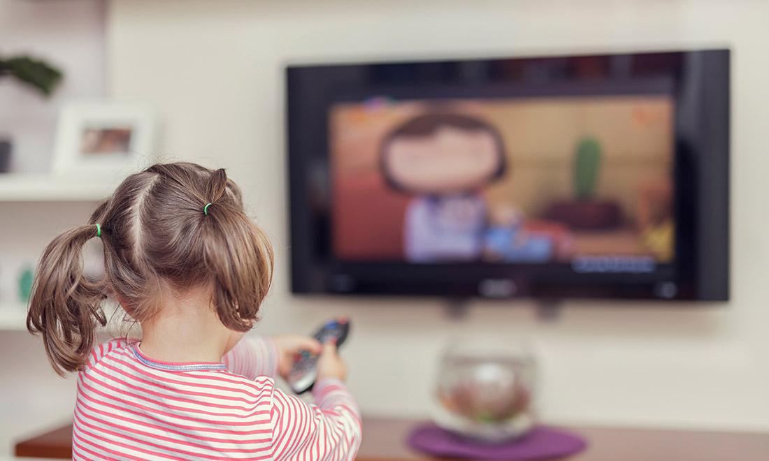 La importancia de ver la tele en inglés