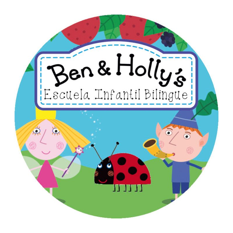 logo ben and holly - tet education